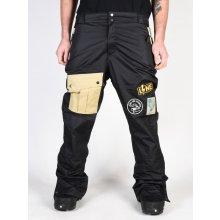 Line Kalhoty Swag 10/5 Black