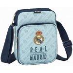 Safta taška na rameno Real Madrid light blue