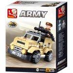 EP Line Vojenské hlídkové vozidlo 102 dílků