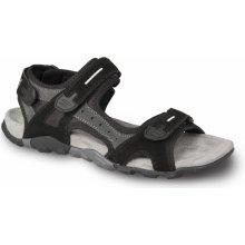 VM HONOLULU 4125-60 sandál outdoor kožený v kombinaci s textilem