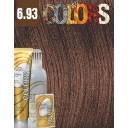 Color s Keratin Complex barva set 6.93 karamel