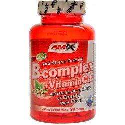 Amix B Complex + Vitamin C&E 90 kapslí