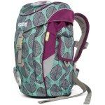 Ergobag batoh Chameleon fialový/zelený