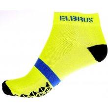 Elbrus ponožky Arad žlutá