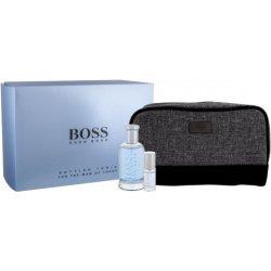 Hugo Boss Bottled Tonic EDT 100 ml + EDT 8 ml + kosmetická taška dárková  sada 096cfdc4b8