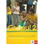 Genau! 2 Němčina pro střední odborné školy a učiliště - Učebnice, pracovní sešit, CD - Carla Tkadlečková