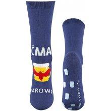 Soxo ponožky 5694 modrá - tmavě