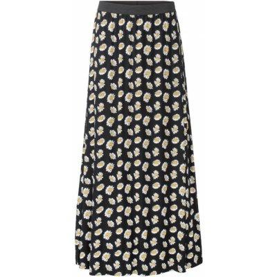 Esmara dámská maxi sukně vzor/černá