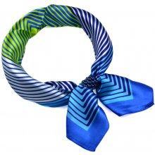 Šátek s bižuterií Letuška 299let009-31.02 bledě modrý 5d91ce2787