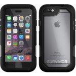 Pouzdro Griffin Apple iPhone 6 Plus / 6S Plus - Summit Clear