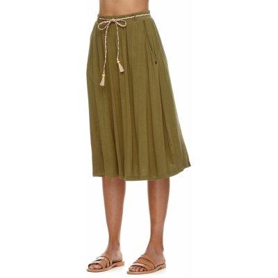 Ragwear sukně Reikko 5031 olive