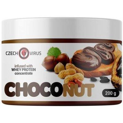 Czech Virus ChocoNut 200 g + prodloužená možnost vrácení zboží - 30 dnů na vrácení či výměnu