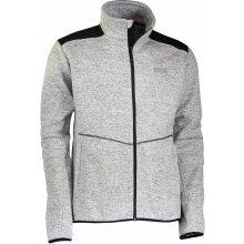 542118eebb6 NORDBLANC Pánský sportovní svetr TAME NBWFM6478 KRÉMOVĚ BÍLÁ