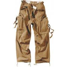 Surplus Pánské kalhoty M65 Vintage Fatigues béžové