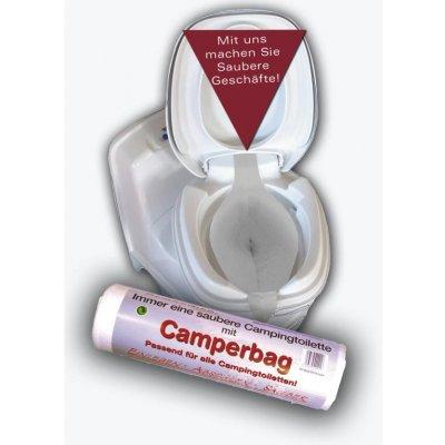 Vložka do WC - Camperbag Camperbag - 100 ks