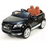Daimex elektrické autíčko Audi Q7 new s 2.4G dálkovým ovládáním černá metalíza