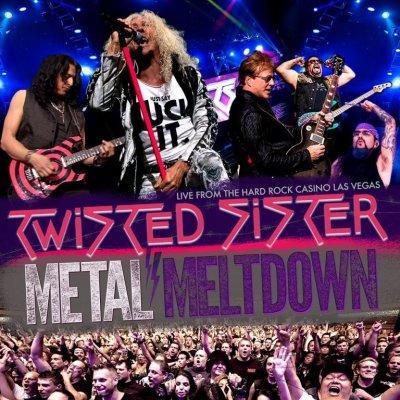 Twisted Sister: Metal Meltdown: CD+DVD+Blu-ray