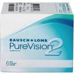 Bausch & Lomb PureVision 2 HD 3 čočky
