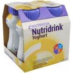 Nutridrink Yoghurt s vanilkou a citronem por.sol.4x200ml
