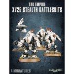 GW Warhammer 40.000: Tau Empire XV25 Stealth Battlesuits