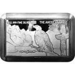 Eagle Proof Stříbrná mince American 1 Oz Premium Size Silver Bar 2016