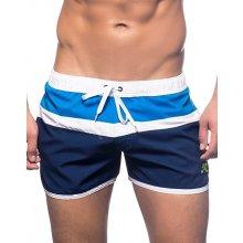 c06e278d893 Andrew Christian šortkové plavky colony swim shorts blue