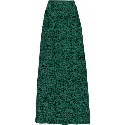 Esmara dámská maxi sukně vzor/zelená