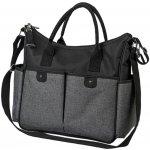 BABY ONO taška BASIC SO CITY černá