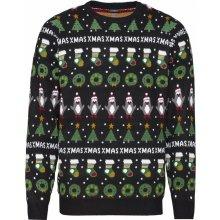 od 249 Kč · LIVERGY® Pánský vánoční svetr černá 0bc0bcf445
