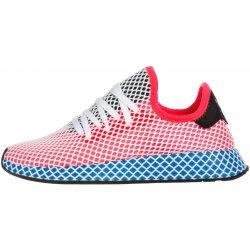 Adidas Deerupt Runner Tenisky Originals Modrá Červená Pánská ... 90d8a1d3e1f
