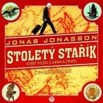 Stoletý stařík, který vylezl z okna a zmizel - Jonas Jonasson, mp3