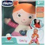 Chicco First Love panenka Emily s chrastítkem