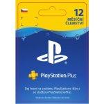 Sony PlayStation Plus členství 15 měsíců