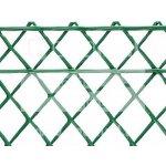 Plastové pletivo Floranet - zelenéť Plastové pletivo Floranet - 5x0,6m zelená