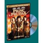 princ a pruďas DVD