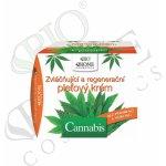 BC Bione Cosmetics Bio Cannabis zvláčňující a regenerační pleťový krém 51 ml