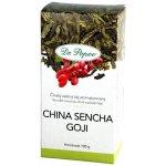 DR. POPOV Zelený čaj China Sencha GOJI 100 g