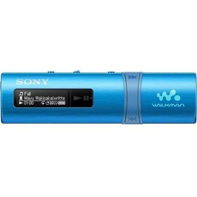 Sony Walkman NWZ-B183, modrý; NWZB183L.CEW