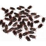 Gumový šváb veliký 6 cm