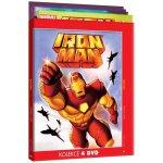 Iron Man 01-04 - kolekce papírový obal DVD
