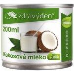 Aspen team Kokosové mléko Organic 200 ml