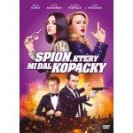 DVD Špión,který mi dal kopačky / The Spy Who Dumped Me