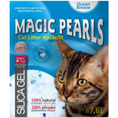 Magic Pearl s Litter s vůní Cool Breeze 16 l