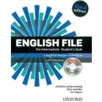 English File Pre-Intermediate 3rd Edition Student´s Book with iTutor Czech Edition