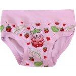 Dívčí kalhotky s malinami Emy Bimba B 1759 lila cd4cc8bf5d