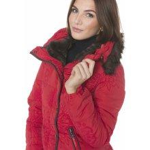 Desigual dámská bunda Cecilia červená