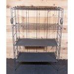 Easy Up Pro Folding Shelving Unit