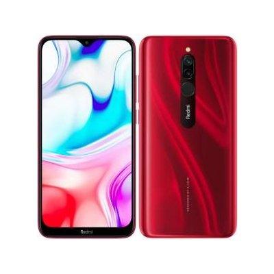 Xiaomi Redmi 8 3GB/32GB Dual SIM Ruby Red EU Xiaomi Redmi 8 3GB/32GB Global Dual SIM Ruby Red EU