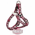 Trixie postroj Bordeaux d-ring