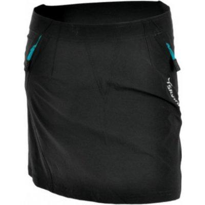 Silvini sukně Invio WS859 černá tyrkysová